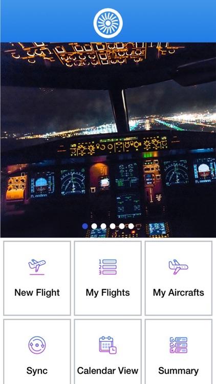 Airline Flight Log