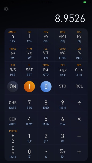 Vicinno Financial Calculator review screenshots