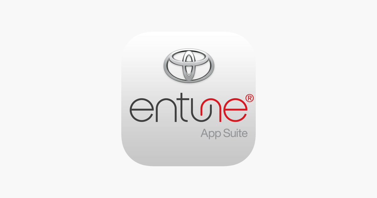 Toyota Supra Edition On The App Store: ‎Toyota Entune On The App Store