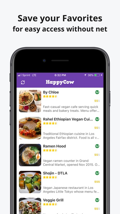 HappyCow Find Vegan Food screenshot-6