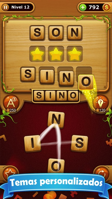 Descargar Word Line Up - Letter Spelling para Android