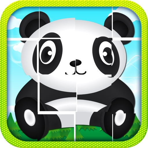 Southern Bear Animal Puzzle - AoAo Children Puzzles icon