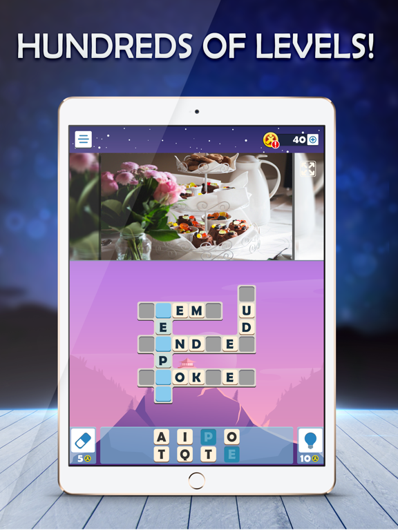 Puzzle Club: Jumble Crosswords screenshot 6