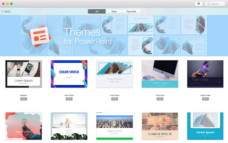 Screenshot #5 for Toolbox for MS Office Template
