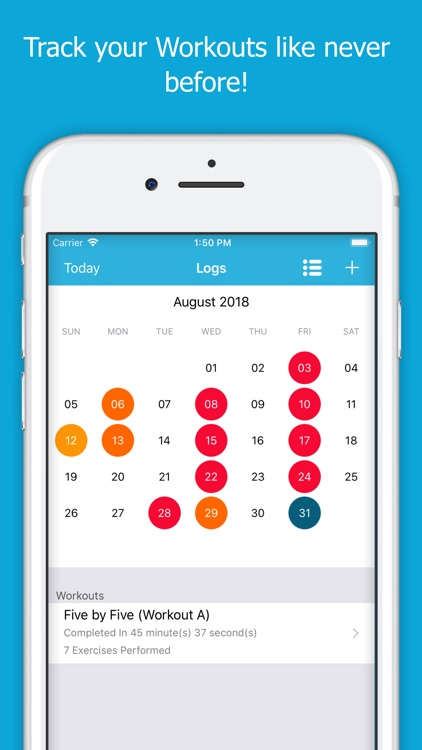 FitNotes - Workout Tracker screenshot-4