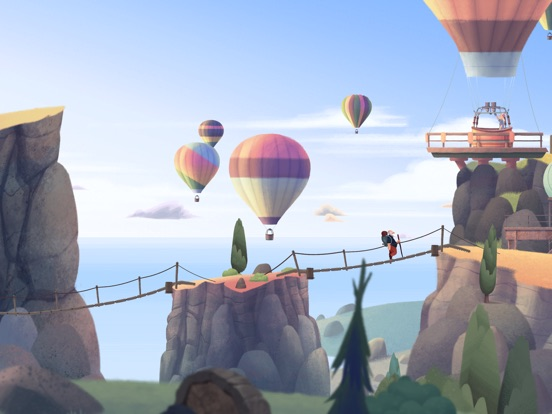 Screenshot #4 for Old Man's Journey