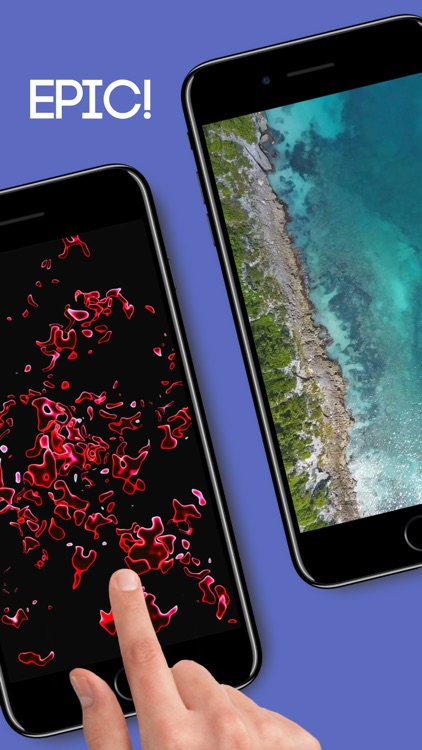 Live Wallpapers HD for iPhone