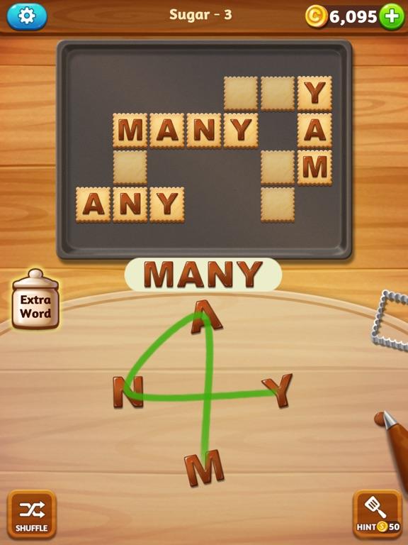WordCookies Cross screenshot 6