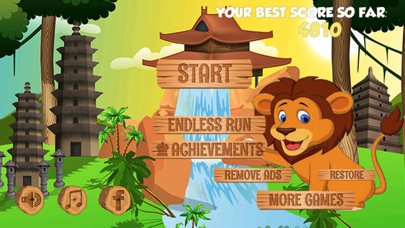 The Jungle Squirrel On Journey screenshot 1