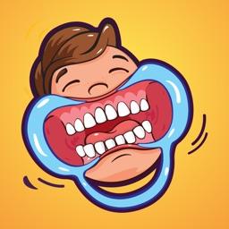 Watch Ya Mouth Mouthguard game