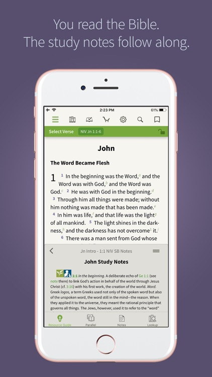 Bible by Olive Tree screenshot-6