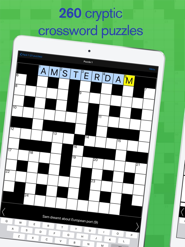 Cryptic Crossword on the App Store