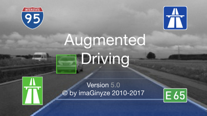 Screenshot for Augmented Driving in Sweden App Store