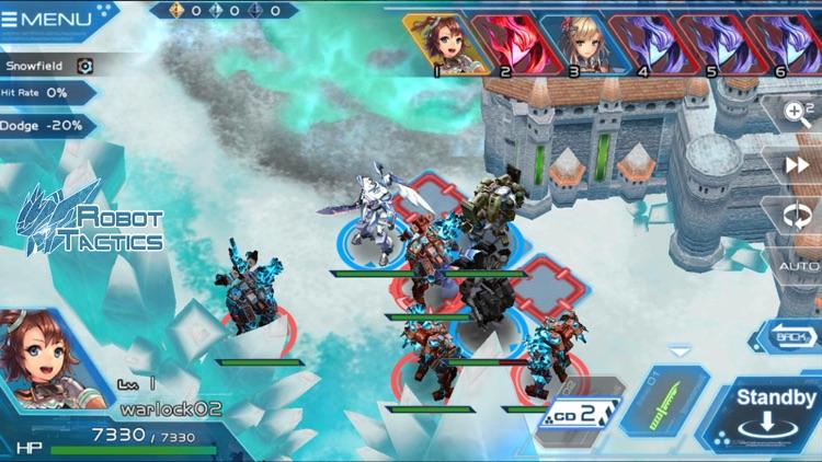 Robot Tactics screenshot-9
