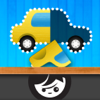 Puzzle with cars