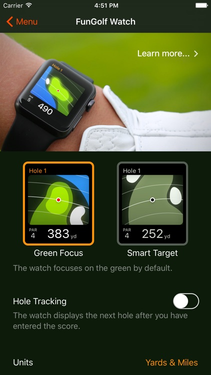 Fun Golf GPS screenshot-1