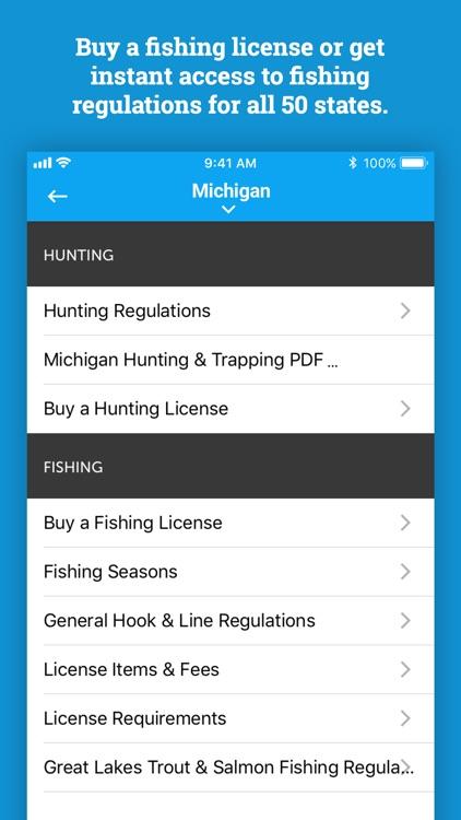 FishWise: A Better Fishing App screenshot-3