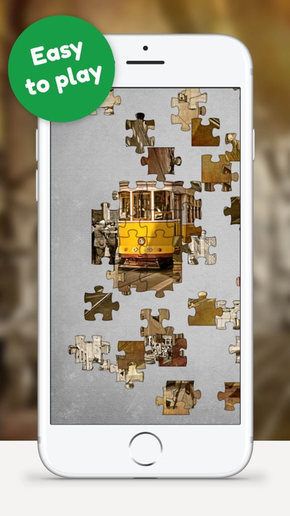 Jigsaw Puzzle App screenshot-2