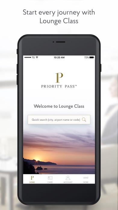 Priority Pass™ for Windows