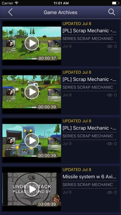 Game Net for - Scrap Mechanic screenshot-3