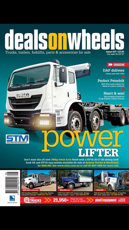 Deals On Wheels Australia By Bauer Media Pty Limited