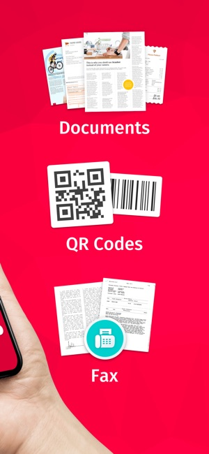Scanbot Scanner App - Scan PDF Screenshot