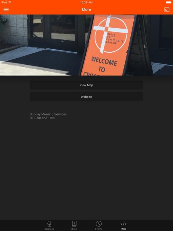 Cross Point Knightdale screenshot 6