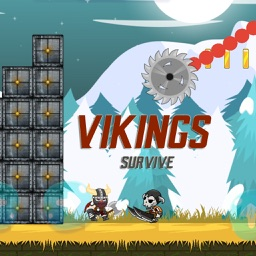 Super Vikings Fight to Survive