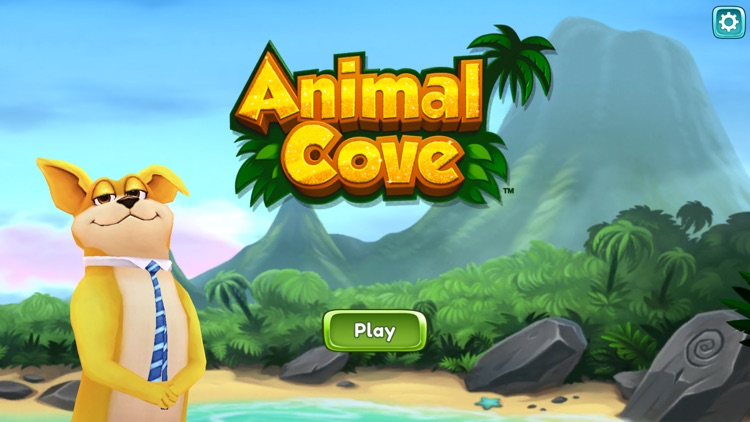 Animal Cove: Match 3 Adventure screenshot-4