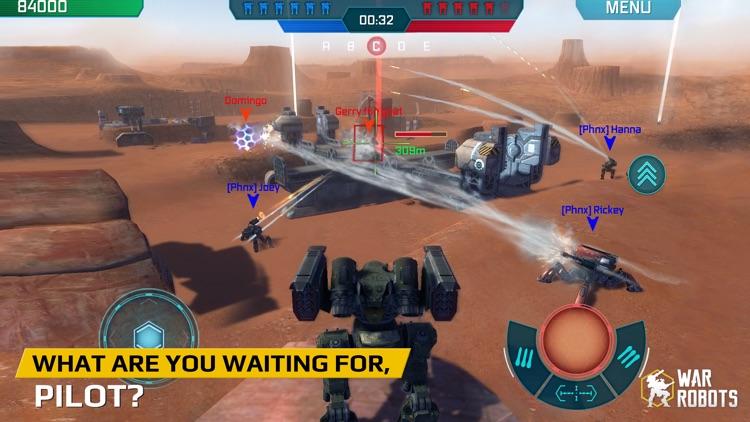 War Robots screenshot-4