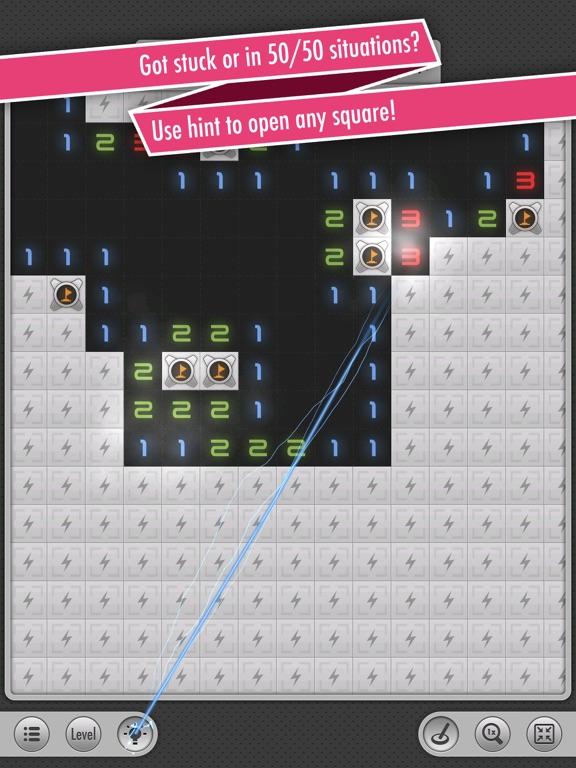 Sweepy Mines PRO (Сапёр игра) Скриншоты11
