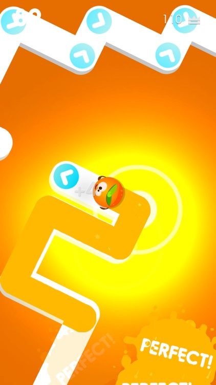Tap Tap Run! - Fruits screenshot-3