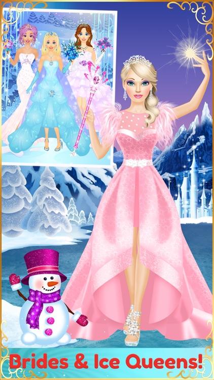 Dress Up & Makeup Girl Games screenshot-4