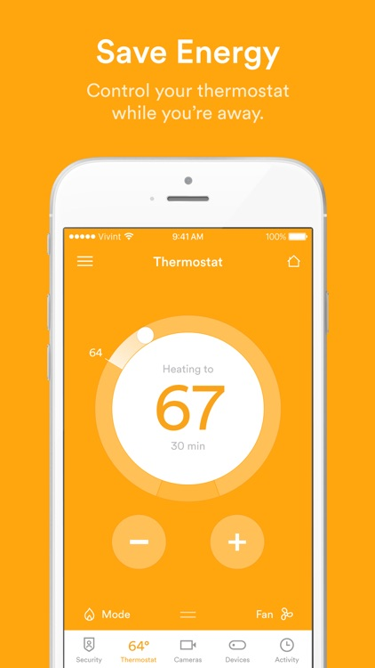 Vivint Smart Home screenshot-2