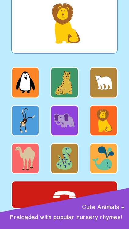 Preschool Kids Music Phone App