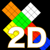 Magic Cube 2D