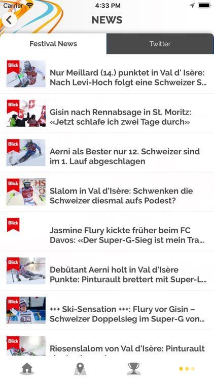 Ski World Cup Adelboden screenshot-3