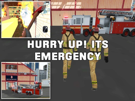 American Firefighter Simulator | App Price Drops