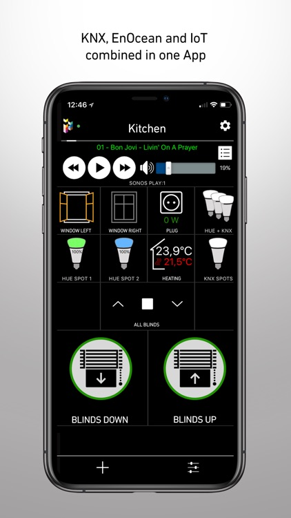 iHaus Smart Home screenshot-4