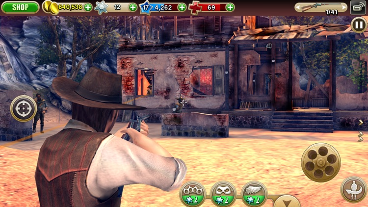 Six-Guns screenshot-4