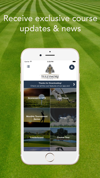 Tullymore Golf Club & Resort screenshot 2