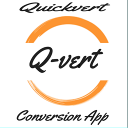 Ícone do app Quickvert - The conversion app