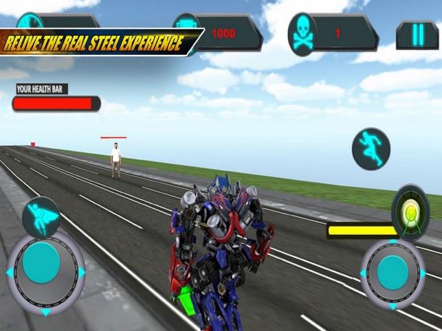AUTO Robots Battle Alien