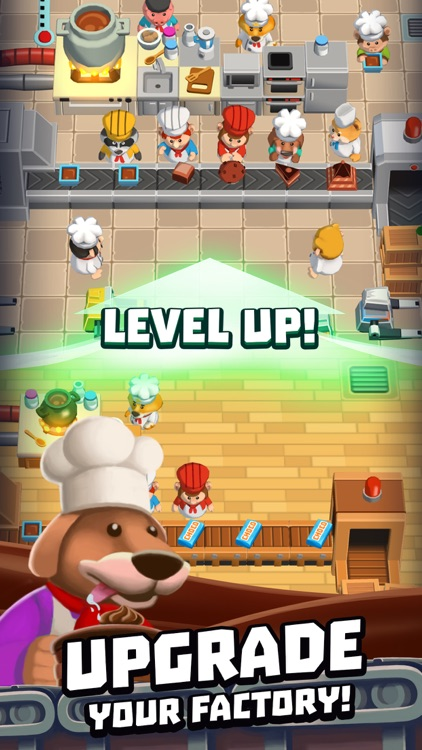 Idle Cooking Tycoon - Tap Chef screenshot-3
