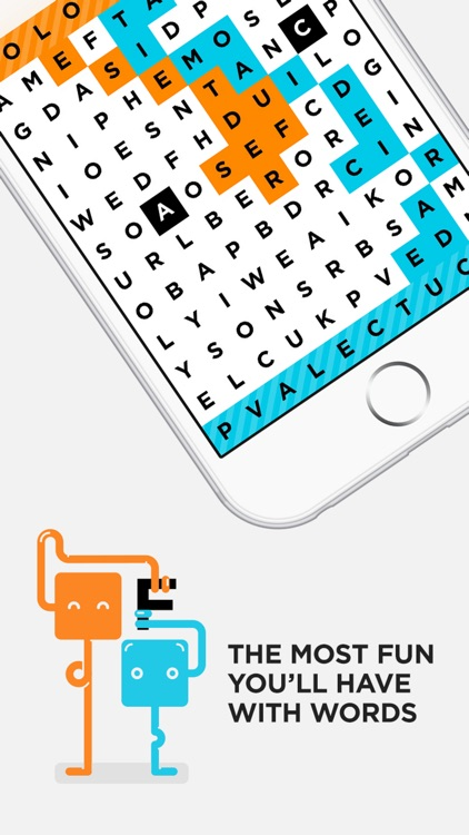 Wordbase – Fun Word Search Battles with Friends screenshot-0