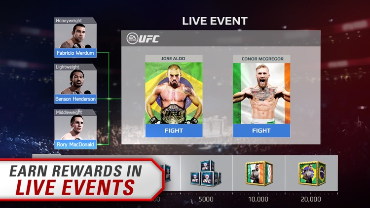 EA SPORTS™ UFC® screenshot-2