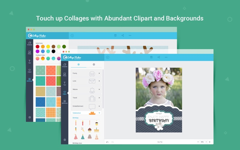 FotoJet Collage Maker Screenshot