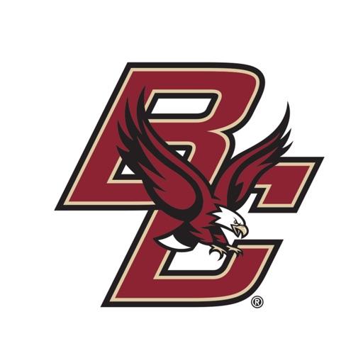 Boston College Eagles Stickers PLUS for iMessage