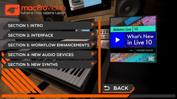 What's New Course For Ableton
