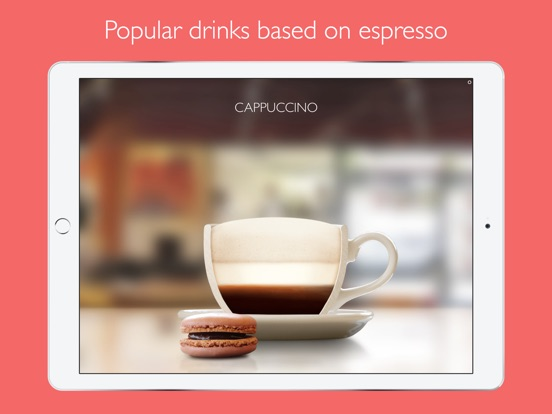 The Great Coffee App Screenshots